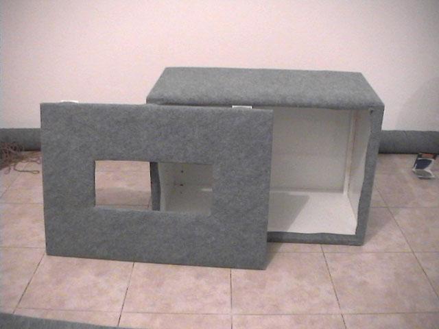 Как я строил Кошкин дом.